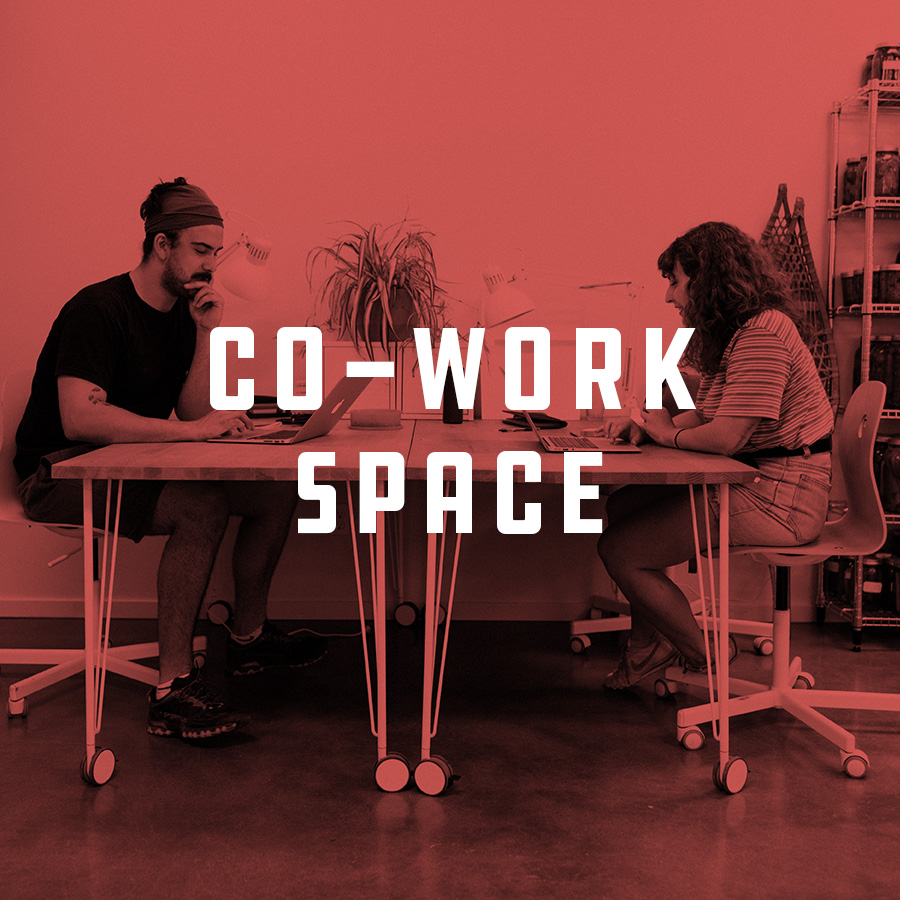 co-work space